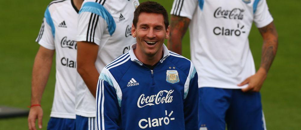 Gheata de aur, afacerea M&M: Messi si Muller sunt favoriti! Cum s-au schimbat calculele dupa meciul de aseara: