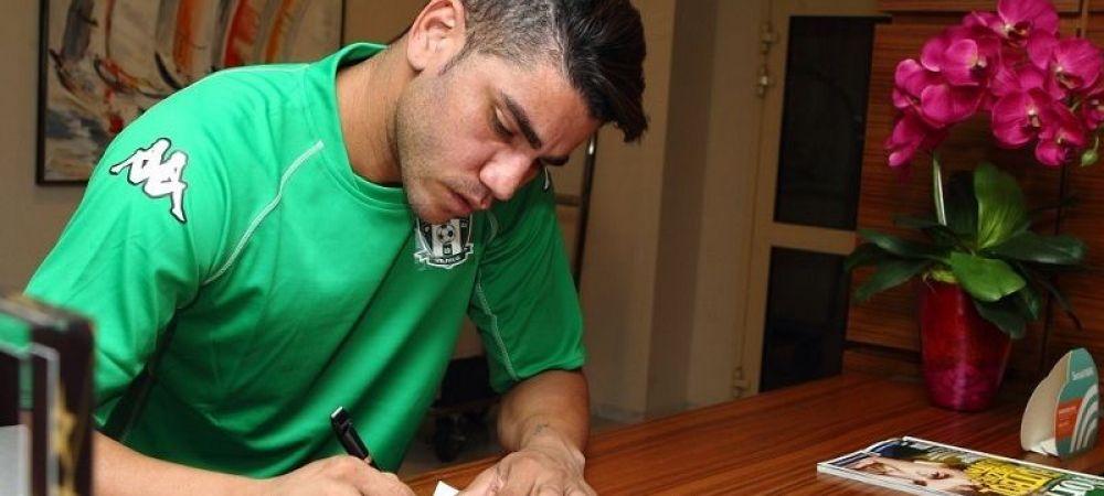 Adi Rocha revine in Europa! Dorit de CFR, fostul stelist va juca in preliminariile Ligii Campionilor! Cu cine a semnat: