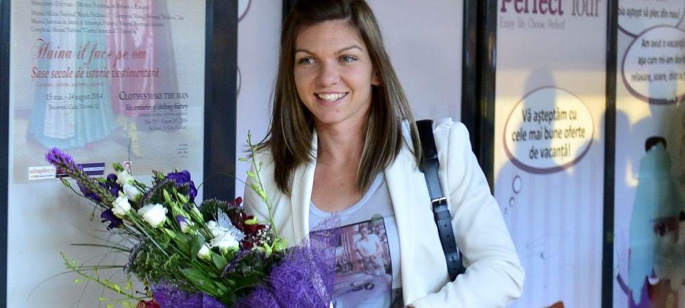 Bucharest Open: Simona Halep intra miercuri in Arene! Prima adversara in drumul spre trofeu: