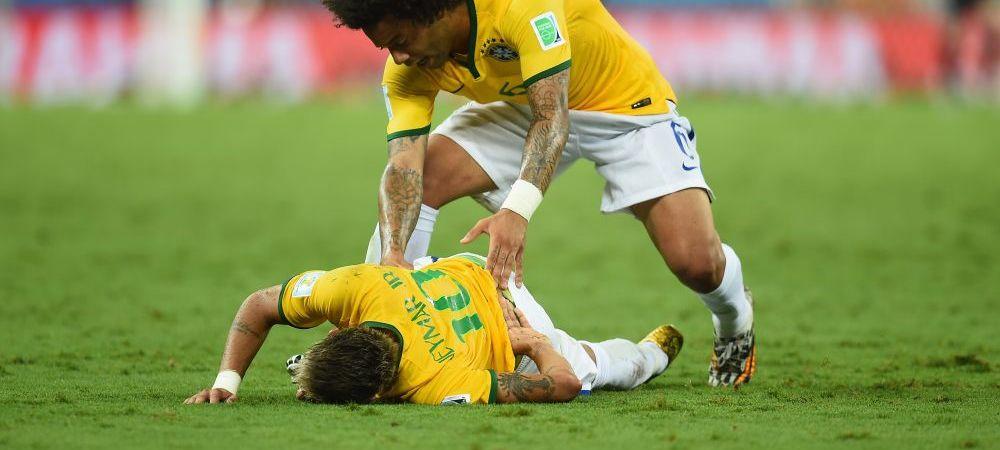 FIFA deschide o ancheta dupa accidentarea lui Neymar! Prima declaratie a OFICIALILOR Forului International: