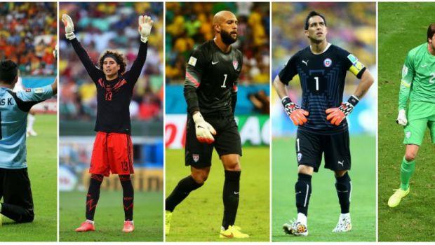 Paradox MONDIAL! Turneul final din Brazilia, pe locul 2 in istorie, in topul golurilor marcate! Portarii sunt insa evidentiatii: