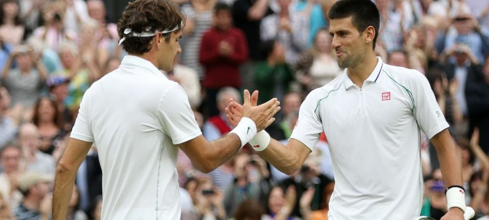 Meci FOR-MI-DA-BIL la Wimbledon! Djokovic castiga al doilea sau trofeu, Federer, la 32 de ani, rateaza sansa de a scrie ISTORIE