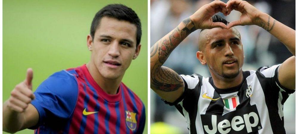 Alexis Sanchez, la Arsenal pentru 38 de milioane! United, oferta COLOSALA pentru Vidal. Cele mai tari transferuri ale zilei: