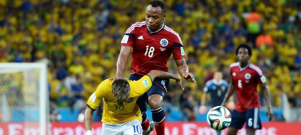 FIFA a anuntat decizia finala in 'cazul Zuniga'! Masura luata dupa ce l-a bagat in spital pe Neymar