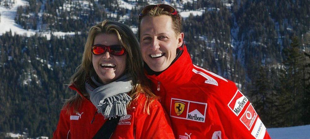 Cum arata sotia lui Schumacher dupa 7 luni de COSMAR! Primele imagini aparute oficial