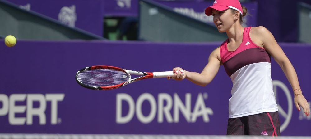 Adversara Simonei Halep s-a retras de la Bucharest Open! Monica Niculescu s-a calificat in turul 2!