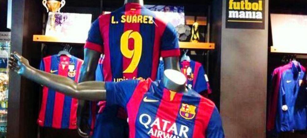 """Suarez a DISPARUT de la Liverpool! """"Va imaginati cum ar fi fara Messi la Barca?"""" Semnul care anunta cel mai mare transfer al verii"""