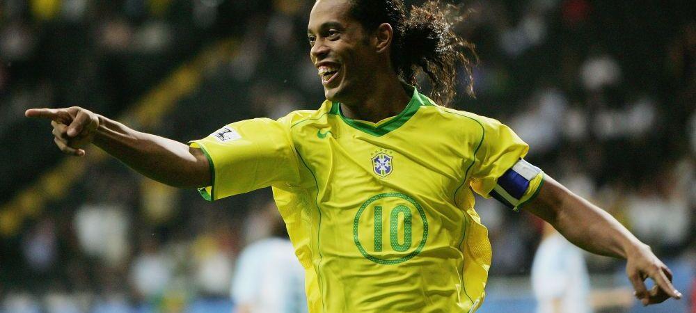 Oferta de ULTIMA ORA pentru Ronaldinho! Ignora milioanele arabilor pentru o ultima provocare URIASA. Cine il vrea