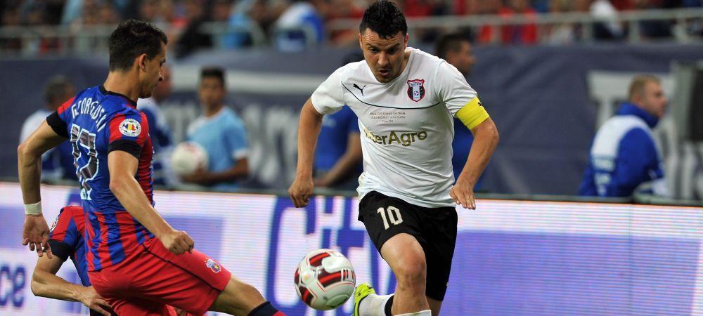 Lovitura inainte de SuperCupa! Steaua poate scapa de cel mai periculos jucator: 1.5 mil euro pentru un transfer surpriza