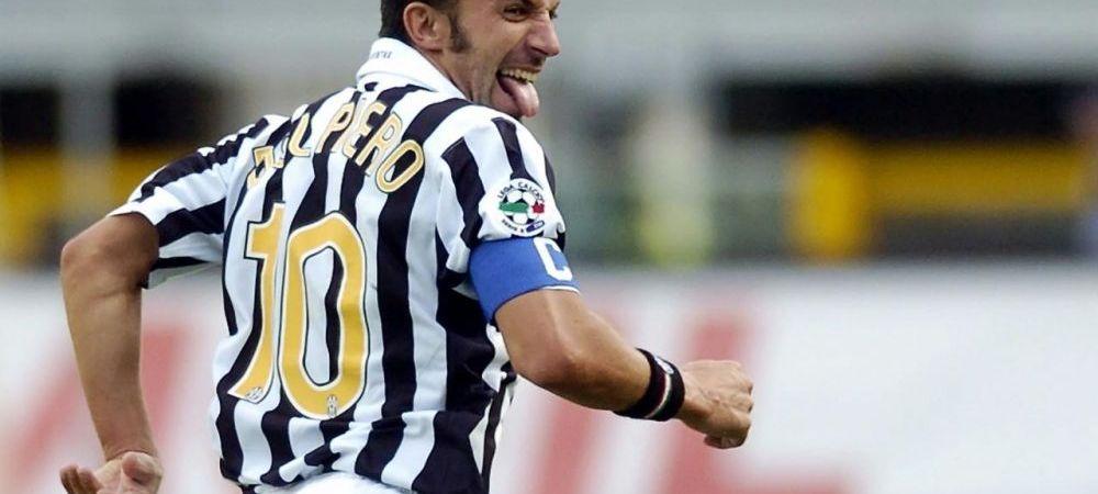 Del Piero a ales un nume GIGANTIC din Europa! Unde vrea sa-si incheie cariera