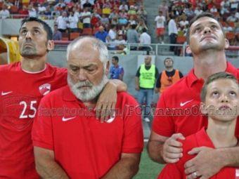 """Mesajul emotionant primit de dinamovisti din partea familiei HALDAN inaintea startului Ligii I: """"Sa le aratam ce inseamna Dinamo"""""""
