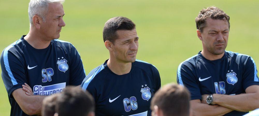 """""""E un jucator foarte bun!"""" Galca vorbeste pentru prima data de TRANSFERURI la Steaua! Golgeterul care i-a atras atentia"""