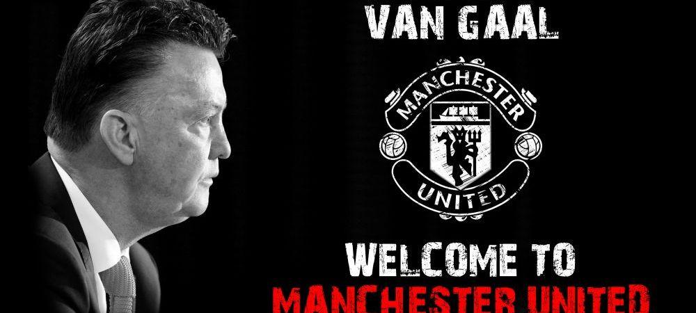 Veste uriasa! Van Gaal ar putea sa debuteze la United contra unei echipe din Liga I! Cel mai tare amical din aceasta vara: