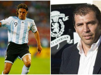 Italianul Massone vrea sa aduca o LEGENDA a Argentinei pe banca Rapidului! Ce fost jucator al lui Inter, Milan si Chelsea vrea: