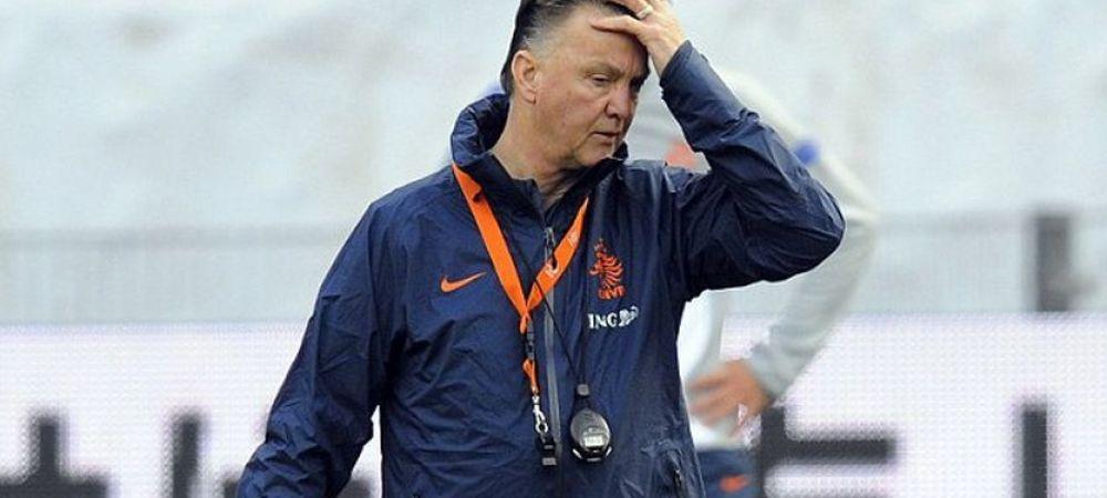 BOMBA in cantonamentul Olandei! Van Gaal si-a pierdut omul nr 1 inainte de semifinala cu Argentina, olandezii sunt PANICATI!