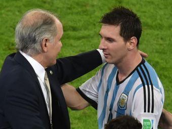 """""""Asa ceva nu e normal, nu e logic!"""" Argentina, socata dupa umilinta Braziliei. Prima reactie a lui Sabella: """"Deja am castigat"""""""