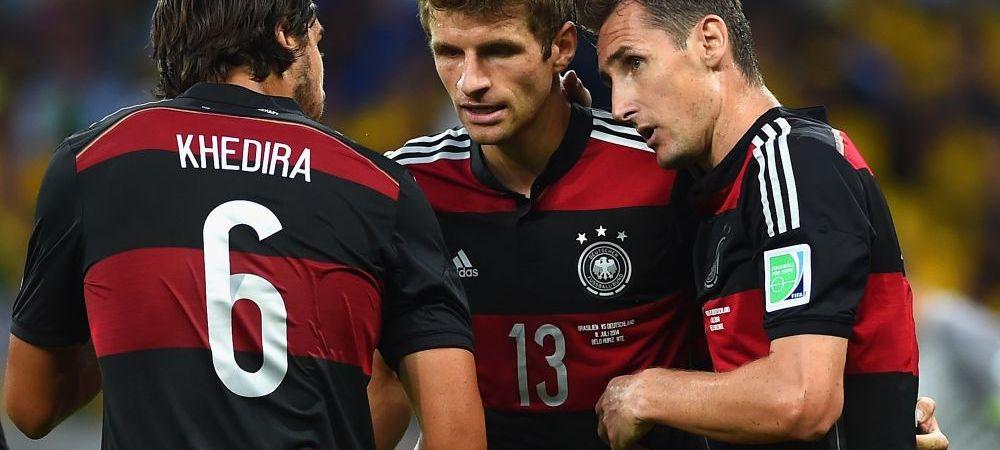 Klose a devenit golgheterul all-time, un coleg ii ameninta deja suprematia. FABULOS De la Maradona in 86 nu s-a mai intamplat asta