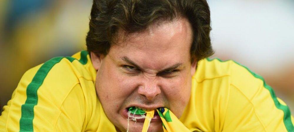 Moment ISTORIC la Brazilia - Germania! Zeci de milioane de oameni au facut asta in timpul meciului