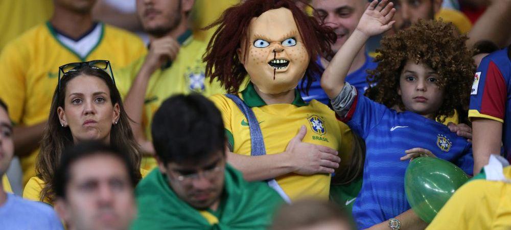 """Umilinta Braziliei a ajuns pe site-urile PORNO: """"Va rugam, nu mai incarcati clipuri de la meciul asta!"""" Reactie geniala"""