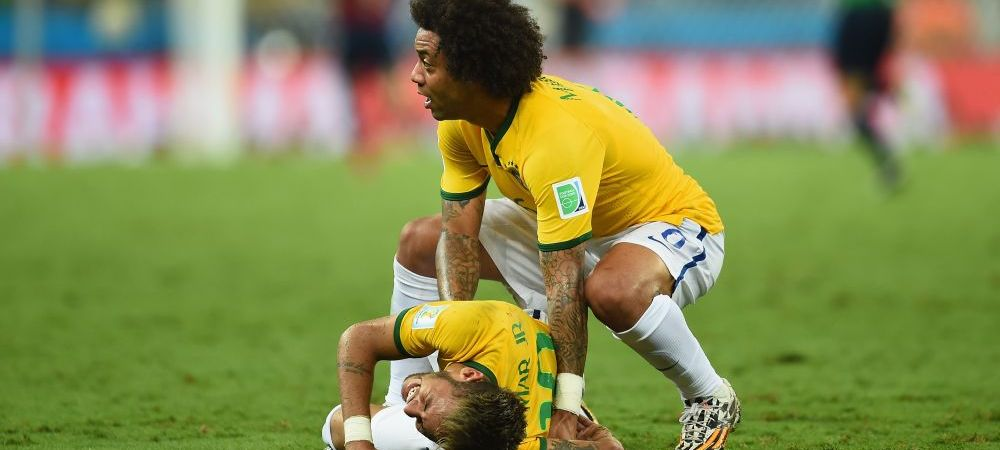 "Ipoteza incredibila lansata in Brazilia, dupa umilinta suferita cu Germania: ""Neymar nici macar n-a ajuns la spital!"""