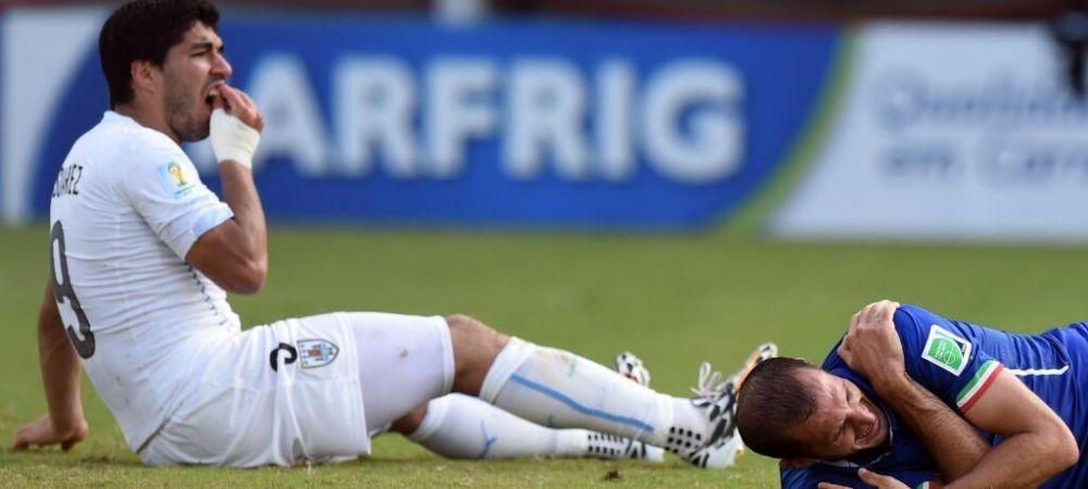 OFICIAL   FIFA i-a respins apelul lui Suarez, sanctiunea initiala ramane valabila: 4 luni si 9 meciuri la nationala!