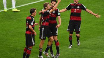Lovitura pentru Germania, dupa masacrul cu Brazilia! Nemtii pot pierde un TITULAR important in finala de duminica: