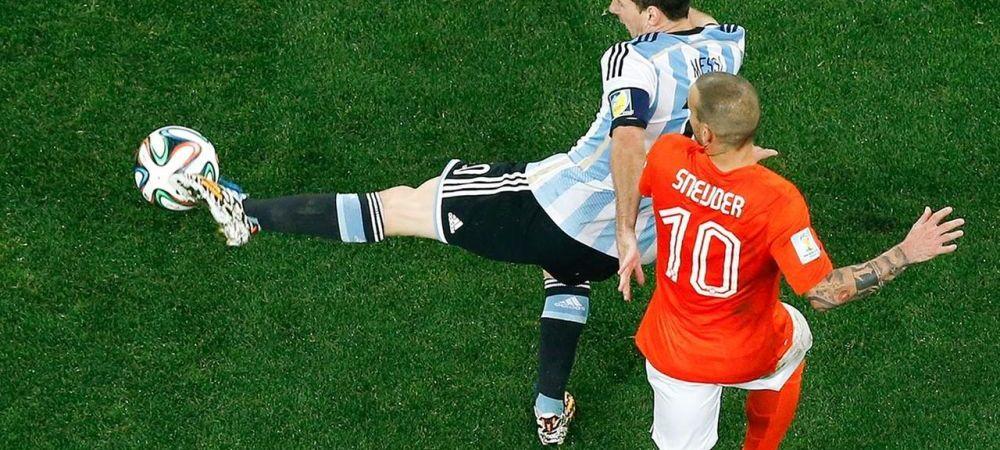 Sneijder, scos la vanzare de Galatasaray dupa ce Olanda a fost eliminata in semifinale! Anuntul facut de presedintele clubului