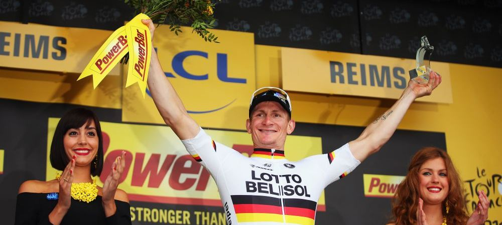 Greipel il invinge in sfarsit pe Kittel, Nibali ramane in galben! Ce s-a intamplat in etapa a 6-a a Turului Frantei