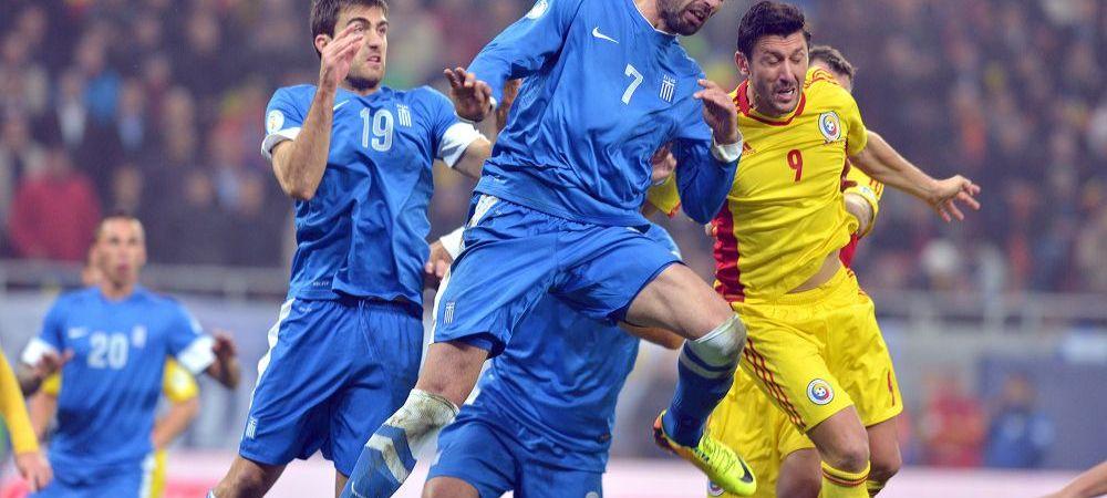 Parcurs bun la Mondial si un selectioner SURPRIZA! Grecii se pregatesc deja pentru EURO 2016! Cu cine se va duela Piturca: