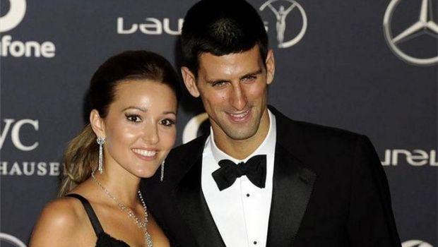 Djokovici, nunta de vis cu Jelena Ristici in Muntenegru! O publicatie engleza a platit 500.000 € pentru a face poze!