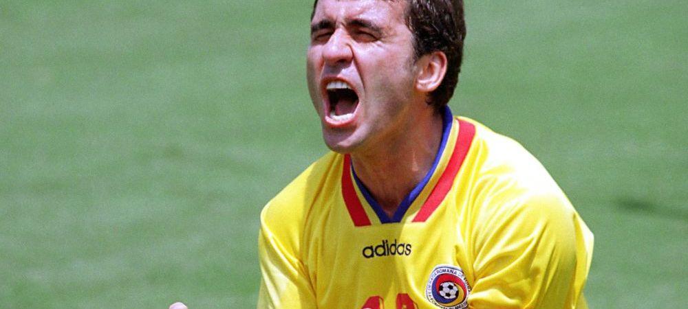 """""""Cruyff mi-a spus de ce nu am castigat in '94! Am inteles dupa un an la Barca de ce!"""" Hagi a intrat in TOP 100 jucatori la Mondial"""
