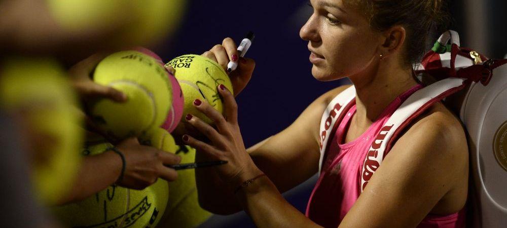 """AZI, Halep vs Niculescu la Bucharest Open! Simona: """"Va fi foarte dificil cu Monica, trebuie sa alerg mult ca sa castig"""""""