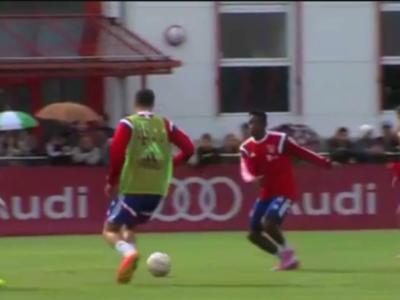 Lewandowski a dat primul gol la Bayern! Si e o BIJUTERIE! NU ai vazut asa ceva la Mondial