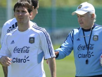 Argentina si-a gasit selectioner nou! Sabella a anuntat ca pleaca, inlocuitorul a fost anuntat