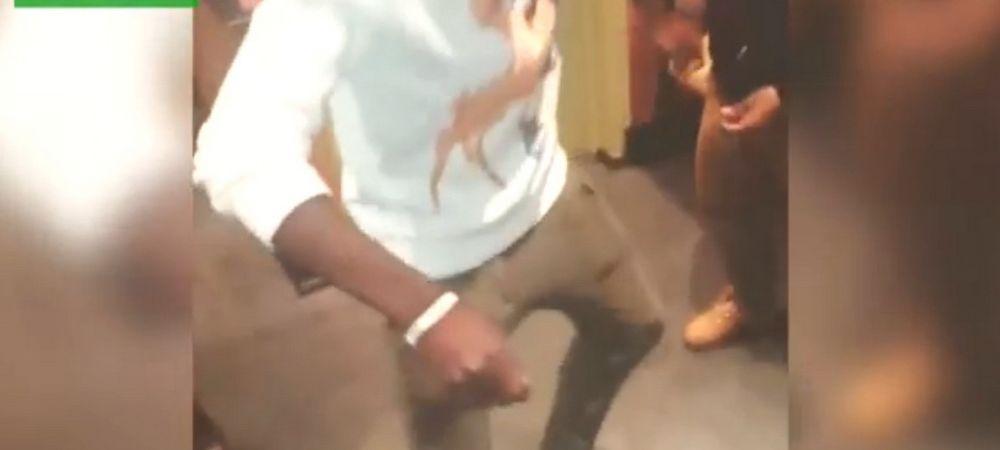 Demential! Jucatorul nominalizat la titlul pentru cel mai tanar jucator de la Mondial s-a apucat de breakdance :) VIDEO