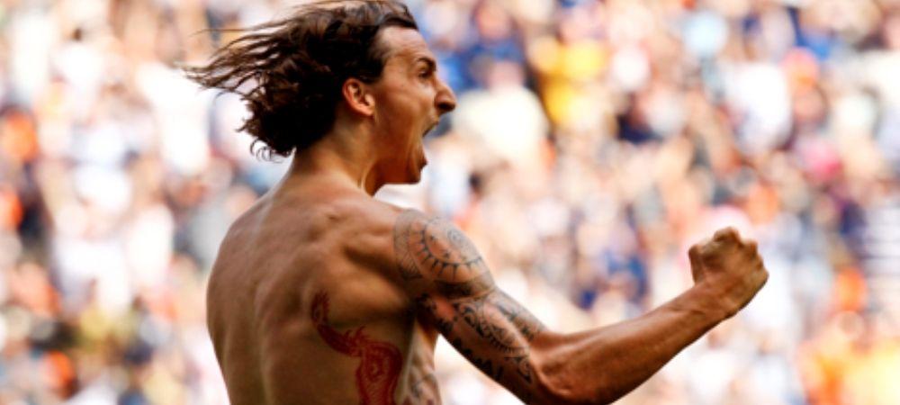 Zlatan a inceput sa RUPA SALA inainte de noul sezon! A renuntat la finala Mondialului si trage zilnic de fiare. Cum arata. FOTO