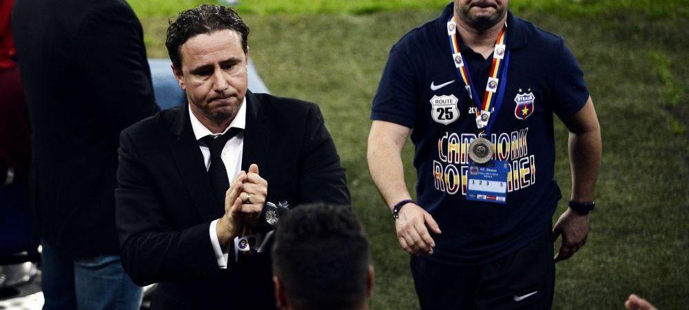 """""""Il stiu si eu, e FOARTE BUN! Steaua are nevoie de un varf acum!"""" Atacantul surpriza pe care Reghecampf spune ca trebuie sa il ia"""