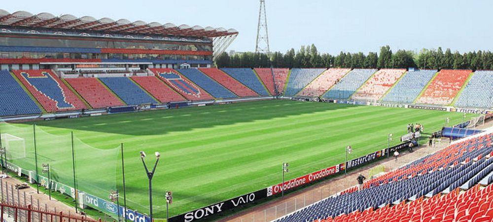 """Nou stadion pentru Steaua, misiune IMPOSIBILA! """"Nu avem bani, nici Real Madrid nu a avut!"""" Cat ar costa"""