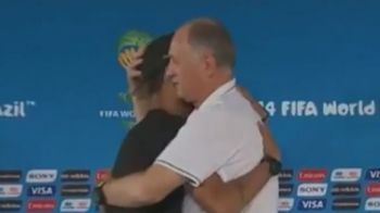 Gestul de ADIO al lui Neymar? Imagini fabuloase dupa Brazilia 0-3 Olanda! Ce a patit Scolari la conferinta de presa. VIDEO