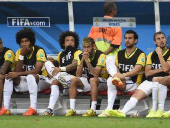 S-a terminat! Primul jucator care si-a anuntat retragerea din nationala Braziliei dupa UMILINTA TOTALA de la Mondial