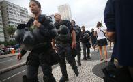 Violente in fata stadionului Maracana, in timp ce Argentina si Germania jucau finala! Politia a intervenit de urgenta