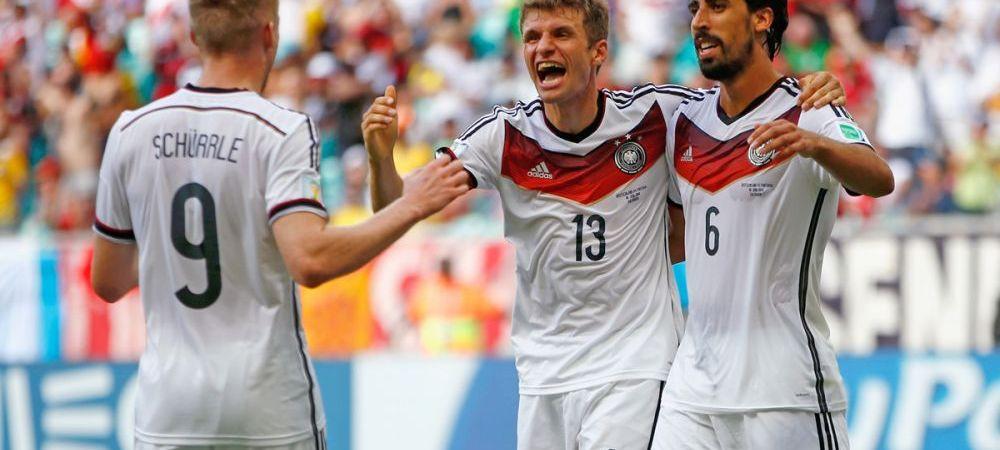 Super performanta pentru un jucator din echipa Germaniei! Nu a iesit in evidenta la Mondial insa a scris ISTORIE! Ce a reusit
