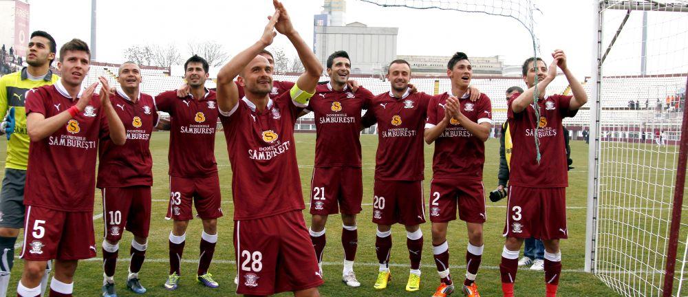 Fotbalul se intoarce pe Giulesti: 3 meciuri capitale pana la sfarsitul saptamanii? Programul complet din Cupa Ligii: