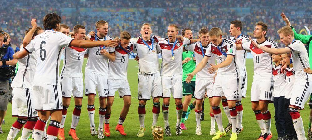 Asta e adevarata ECHIPA a Mondialului! Toni Kroos, cel mai bun jucator, Messi si Neymar n-au avut loc! 5 nemti in primul 11
