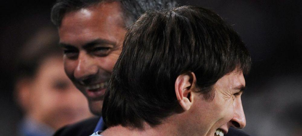 """""""Sa-mi explice si mie de ce a facut ASTA!"""" Mourinho il apara pe Messi! Si-a ales deja 2 favorite pentru Mondialul din 2018"""