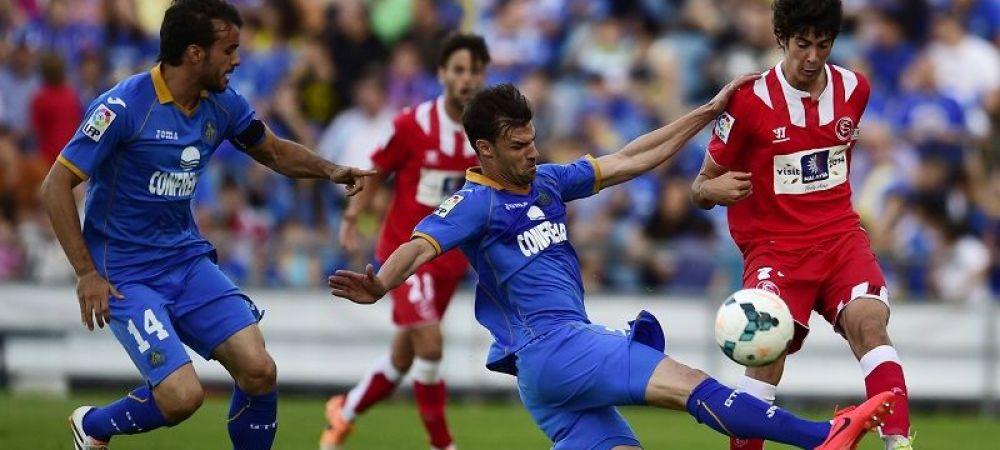 Contra a luat un jucator bijuterie din Liga I la Getafe! Anuntul oficial facut pe site-ul clubului