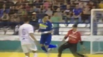 Daca era el la Mondial, spectacolul era TOTAL! Brazilianul Falcao a reusit un nou gol DE PE ALTA LUME! VIDEO
