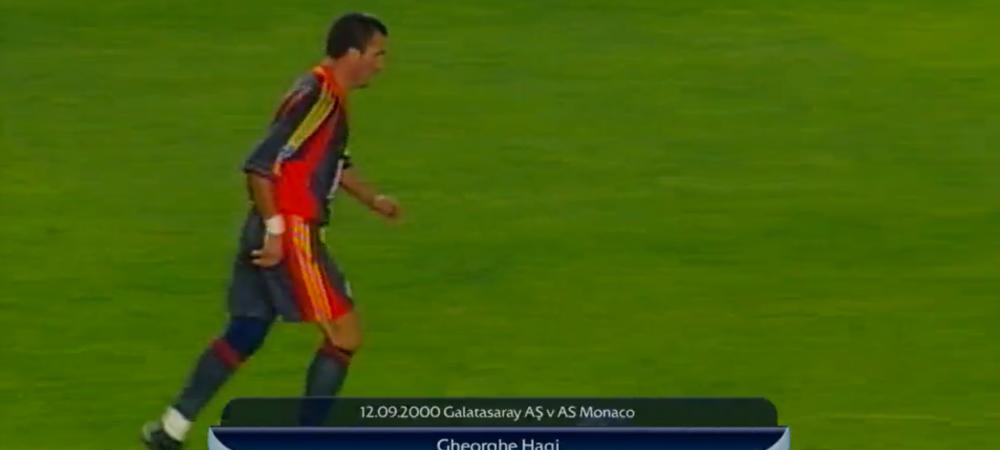 Zeci de mii de oameni se uita la golul asta! REGELE Hagi e lider in clasamentul UEFA! Cum arata cele mai tari goluri din istorie: