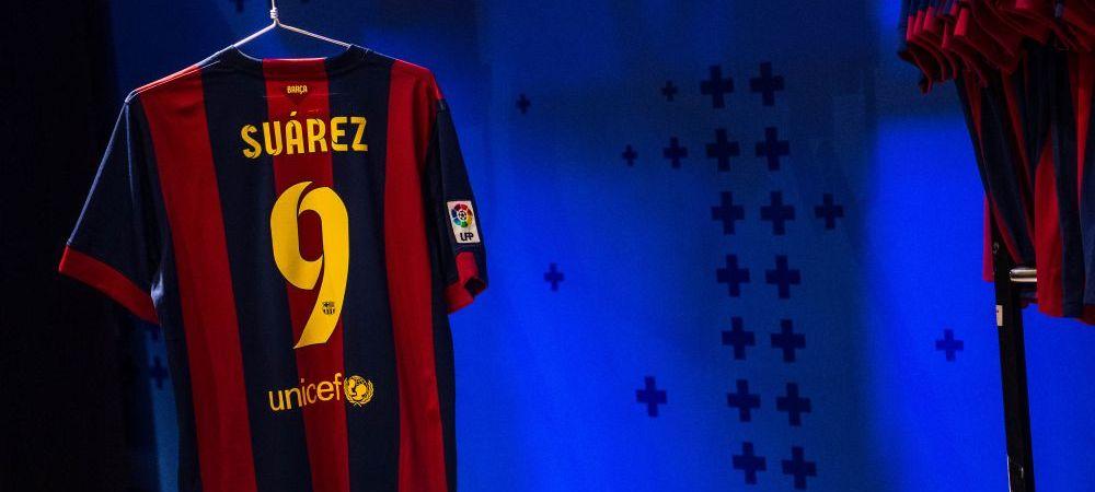 """Nici nu a ajuns bine Suarez la Barca si deja transferul e criticat: """"Nu inteleg cum cei de la Barcelona pot face asta!"""""""