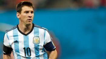 """Acuzatii si din Romania dupa ce Messi a iesit cel mai bun de la CM! """"Niste cretini, l-au facut de r***t!"""" VIDEO"""